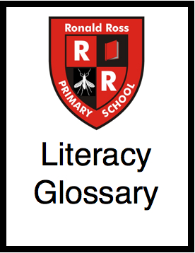 Click to Download the Literacy Glossary