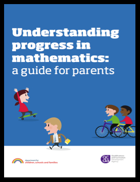 Click to download understanding progress in maths
